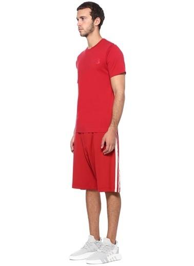Y-3 Tişört Kırmızı